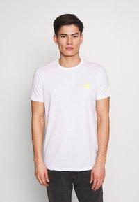 Kronstadt - TIMMI TEE - T-shirt basic - white - 0