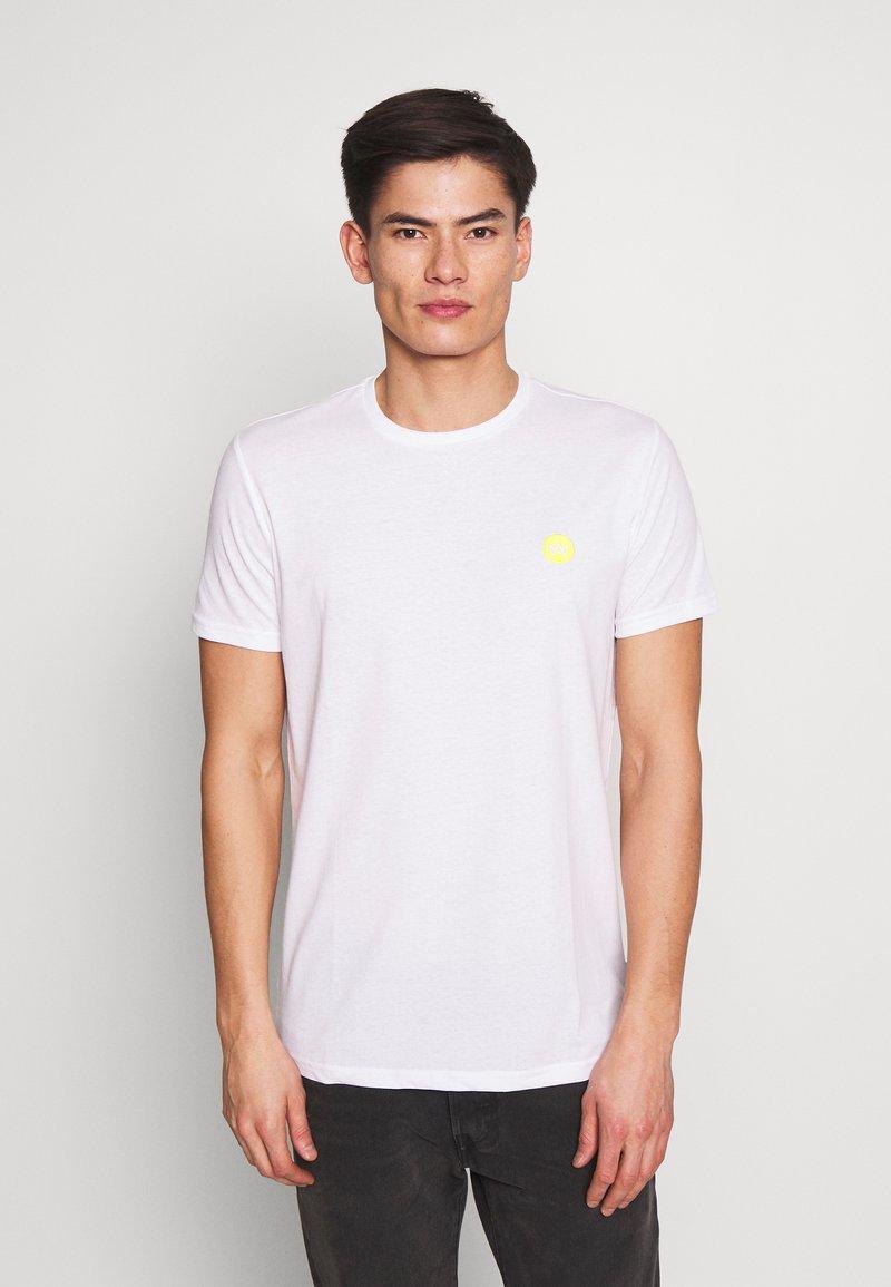 Kronstadt - TIMMI TEE - T-shirt basic - white
