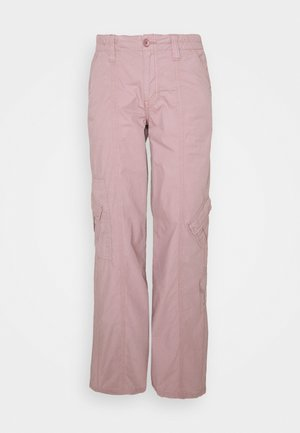 90S PANT - Pantalon cargo - elderberry