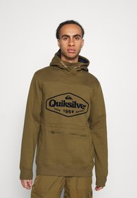 Quiksilver - Hoodie - military olive - 0