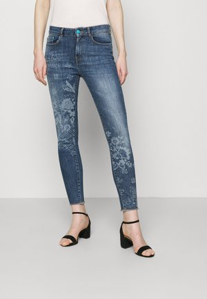 DENIM_MIAMI SU - Jeans Skinny Fit - blue