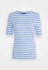 CREW  - Print T-shirt - blue