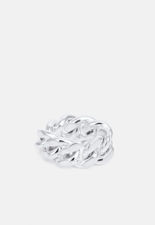 ELSA CHAIN  - Ring - silver-coloured