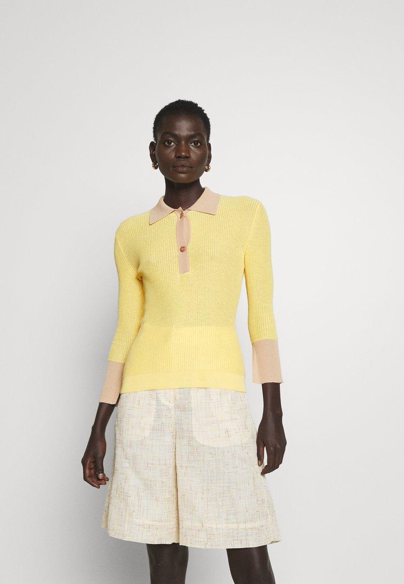 Rejina Pyo - ANDI - Neule - yellow