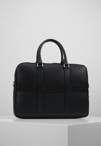 Tommy Hilfiger - DOWNTOWN COMPUTER BAG - Taška na laptop - black - 2