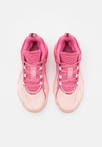 adidas Performance - DAME 7 EXTPLY BASKETBALL LILLARD LIGHTSTRIKE SHOES MID - Basketball shoes - pink - 3