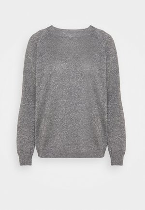 ZEO - Pullover - mittelgrau
