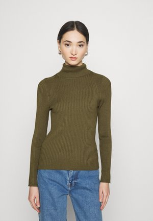 ONLELLY ROLLNECK - Jumper - kalamata