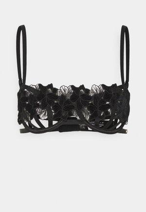 TALLIS BRA - Underwired bra - black