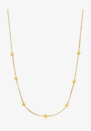 MODERN BEADED - Necklace - gold