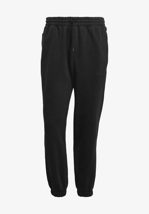 DYED HOSE - Trainingsbroek - black