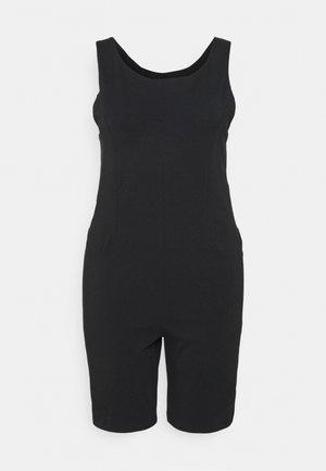 ONE PIECE - Tuta jumpsuit - black/smoke grey