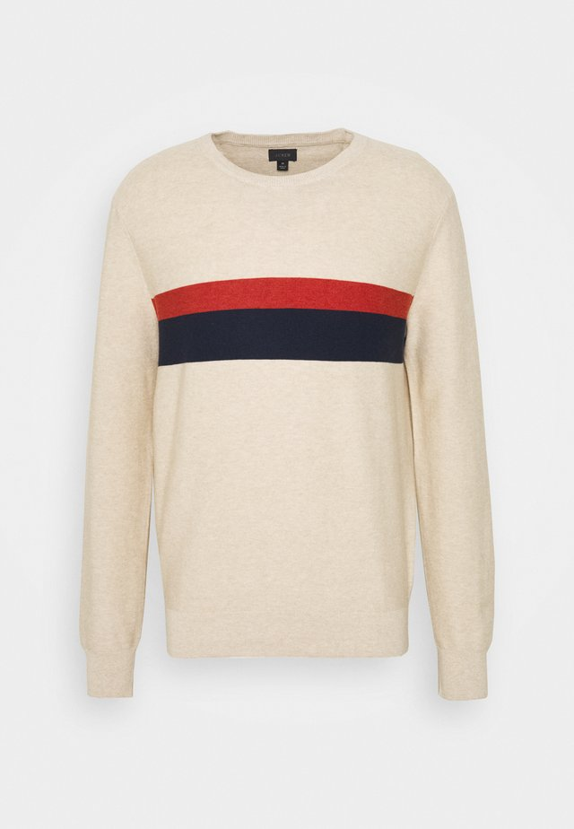Maglione - heather natural