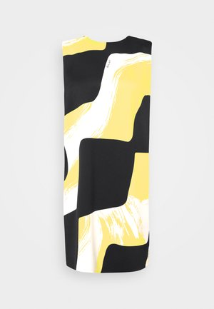PEC - Day dress - giallo luce