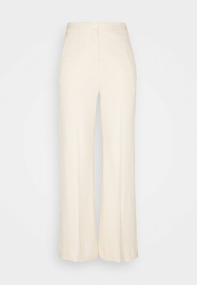 JACQUES - Trousers - vanille