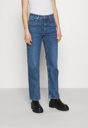 VOYAGE LOVED - Straight leg jeans - sea blue