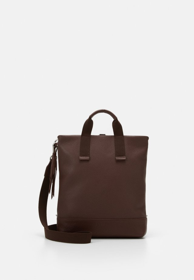 X CHANGE BAG - Umhängetasche - brown