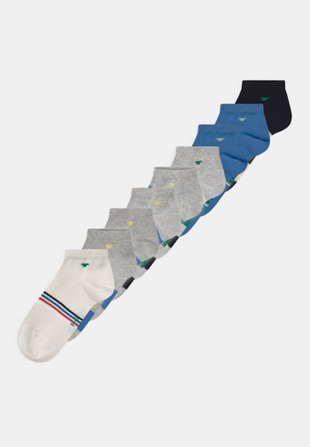 COLORFUL STRIPE 9 PACK UNISEX