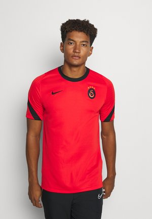 GALATASARAY - Club wear - chile red/black