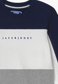Jack & Jones Junior - JORPRO CREW - Sweater - navy blazer - 3