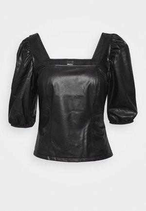 NANNA  - Bluser - black