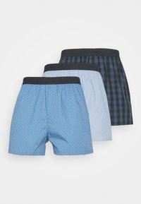 JBS - 3 PACK - Boxer shorts - blue/light blue - 4