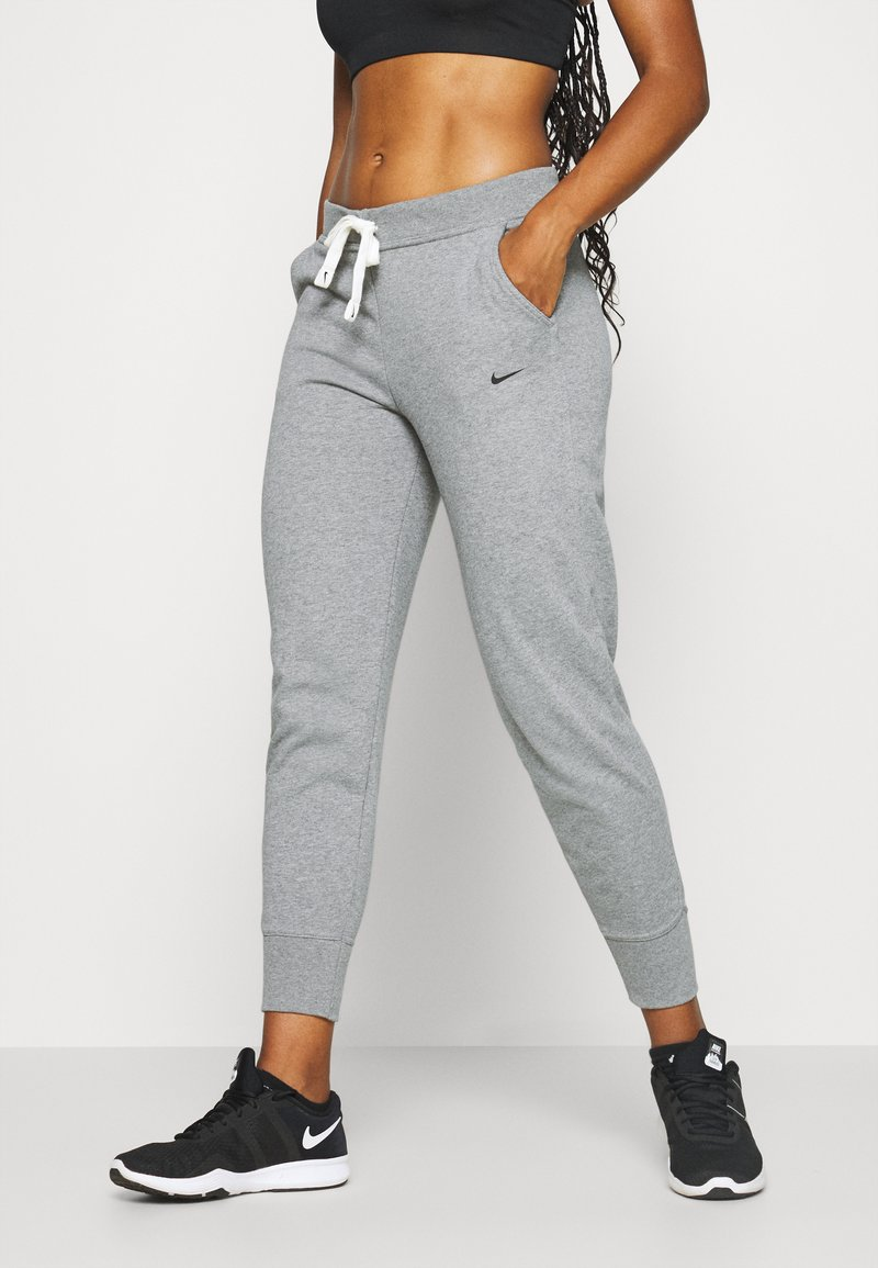Nike Performance - DRY GET FIT  - Trainingsbroek - carbon heather/smoke grey