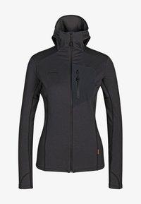 Mammut - ACONCAGUA LIGHT ML  - Soft shell jacket - black-black - 3