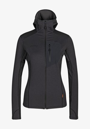 ACONCAGUA LIGHT ML  - Soft shell jacket - black-black