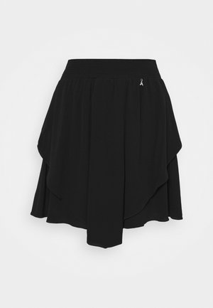 GONNA SKIRT - A-line skirt - nero