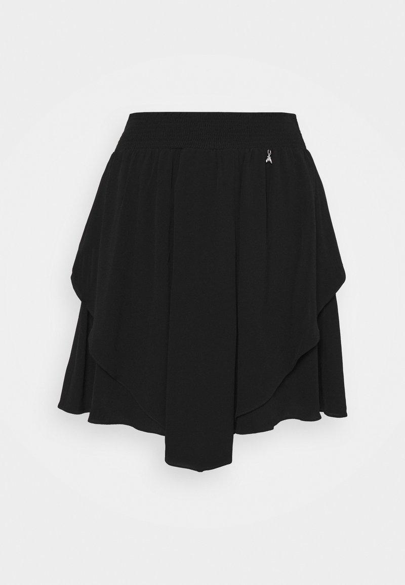 Patrizia Pepe - GONNA SKIRT - A-line skirt - nero