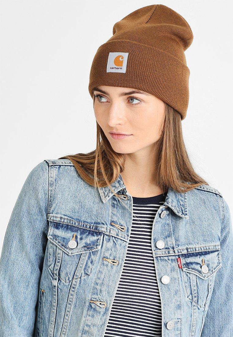 Carhartt Wip Watch Hat - Mütze Hamilton Brown/hellbraun