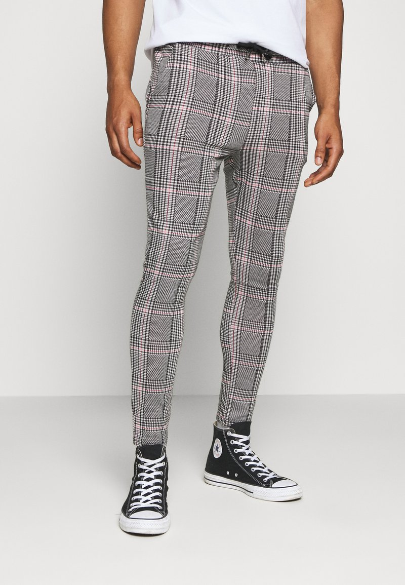 Newport Bay Sailing Club - HOUND TROUSER - Kalhoty - grey