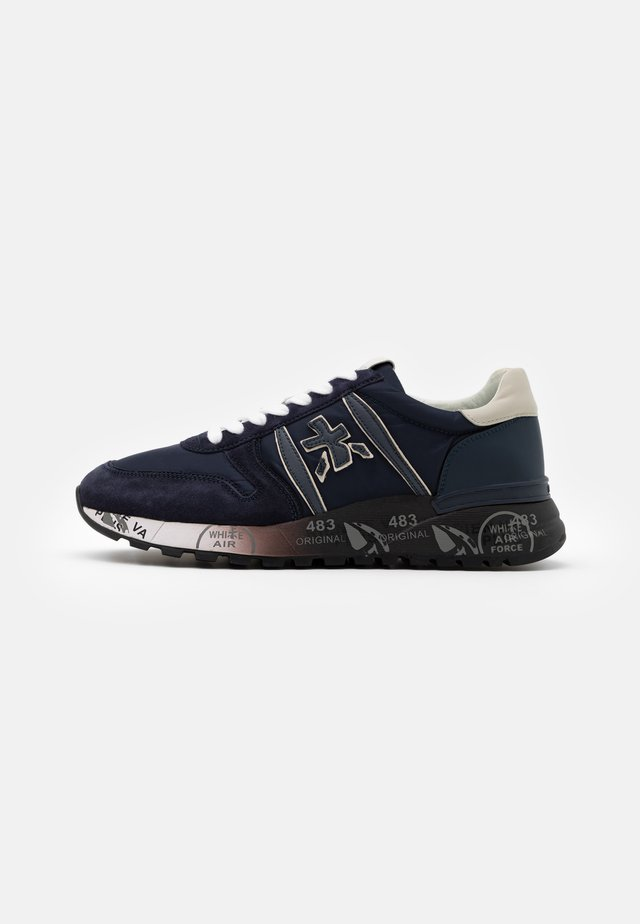 LANDER - Trainers - dark blue