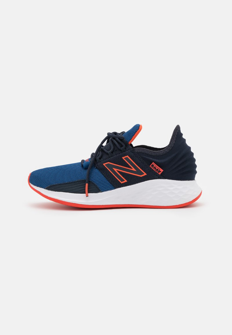 New Balance - ROAV LACES UNISEX - Neutral running shoes - blue