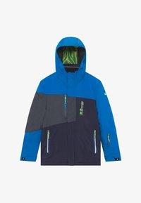 Killtec - GLENSHEE BYS - Snowboardová bunda - neon blue - 2