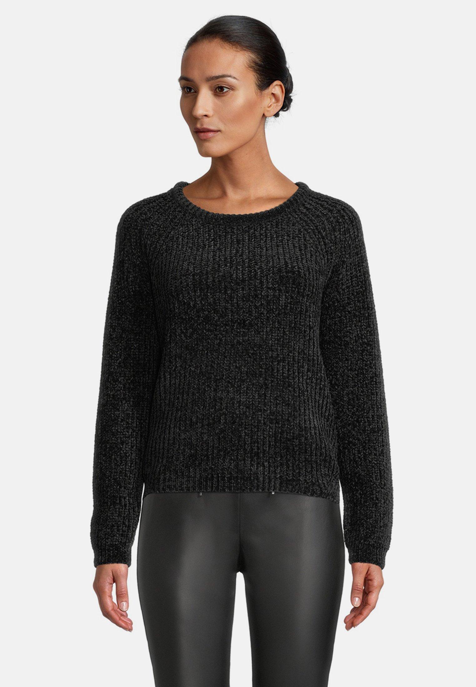 Femme MIT RIPPENSTRUKTUR - Pullover