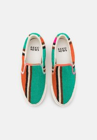 Good News - YESS MOROCCAN UNISEX - Slip-ons - pink - 3