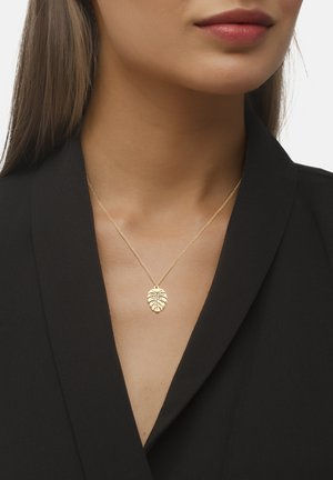 FOLIUM  - Necklace - gold-coloured