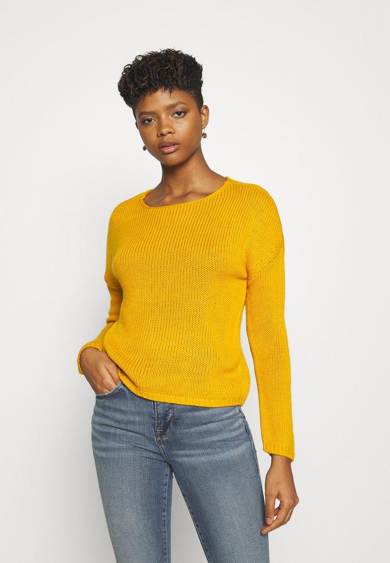 ONLY - ONLLEXI  - Jumper - golden yellow