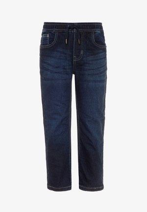 AUGUSTINO - Straight leg jeans - dark indigo