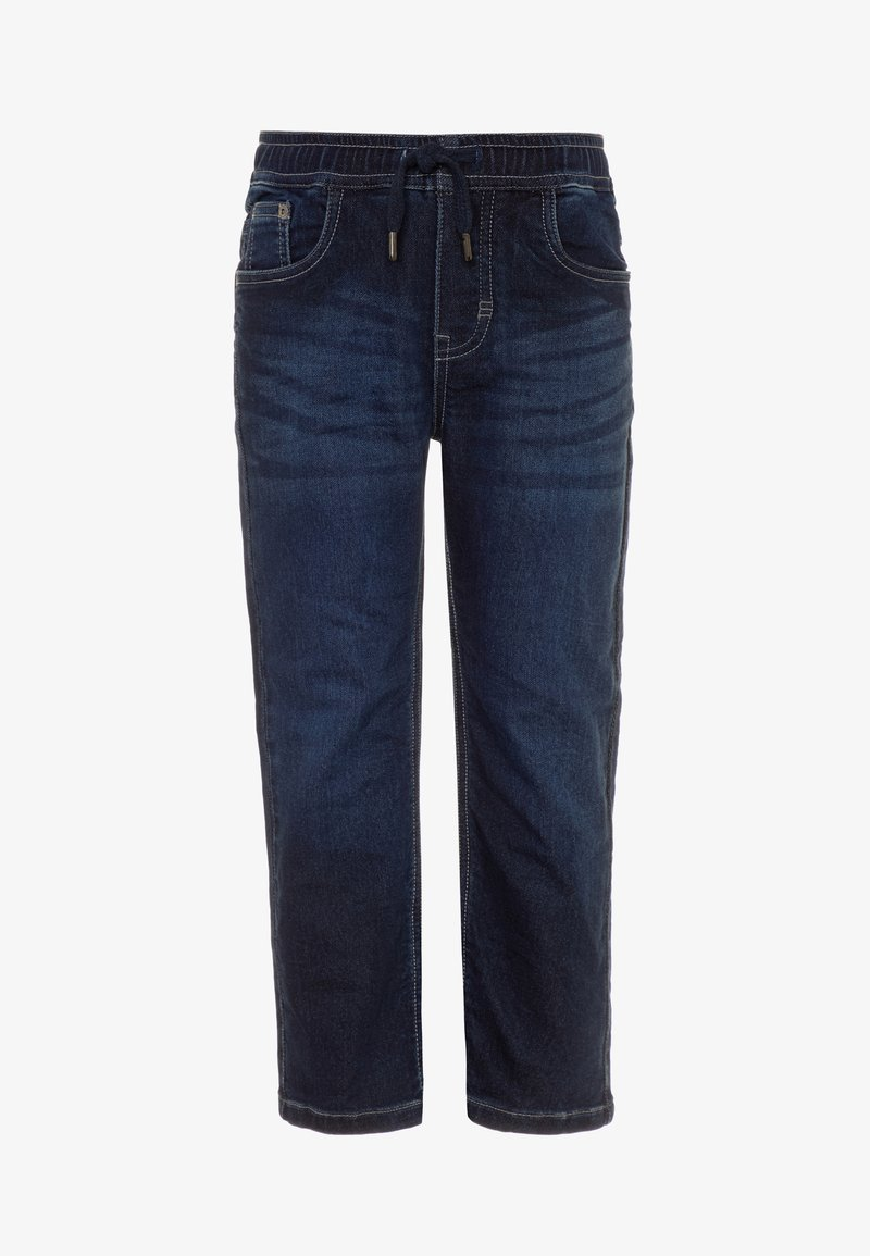Molo - AUGUSTINO - Straight leg jeans - dark indigo