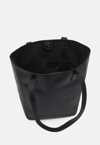 Anna Field - LEATHER SET - Shoppingveske - black - 3