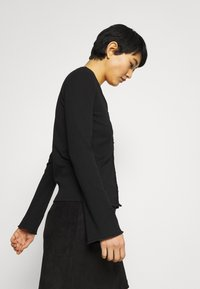 GAP - CARDI - Cardigan - true black - 3