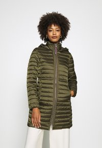 Tommy Hilfiger - COAT - Light jacket - army green - 0