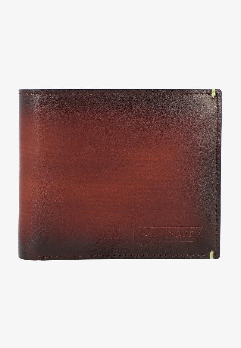 DAVIDOFF - VENICE - Wallet - cognac