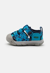 Keen - NEWPORT H2 UNISEX - Walking sandals - vivid blue/katydid - 0