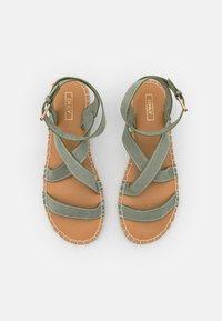 ONLY SHOES - ONLELLE LIFE  - Sandals - khaki - 4
