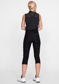 Röhnisch - Leggings - Trousers - black - 2
