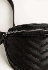 Bershka - Bum bag - black - 5